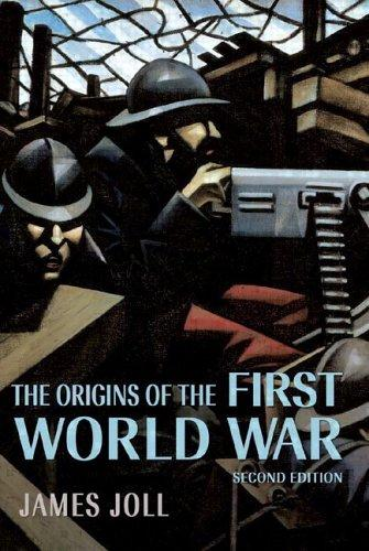 The Origins Of The First World War Second Edition