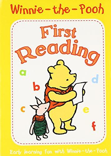 Winnie-The-Pooh First Reading