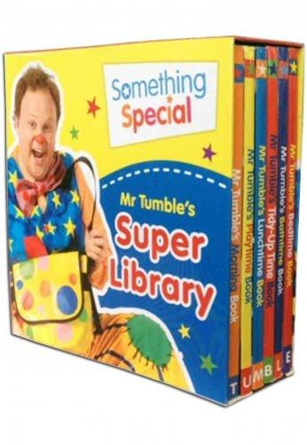 Mr.Tumble Super Library