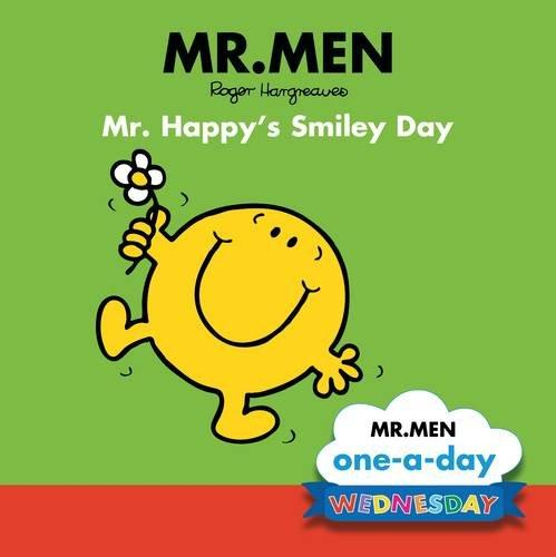 Mr.Men- Mr. Happy's Smiley Day