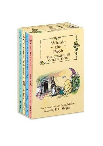 Winnie The Pooh-The Complete Collection