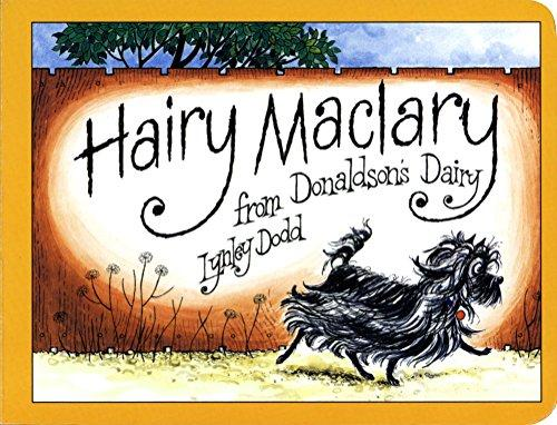 Hairy Maclary from Donaldson's