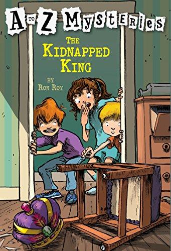 A to Z Mysteries: The Kidnappe
