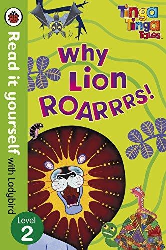 Tinga Tinga Tales : Why Lion R