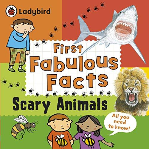 Scary Animals : Ladybird First