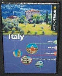 The Aa Picture Cd Rom-Italy