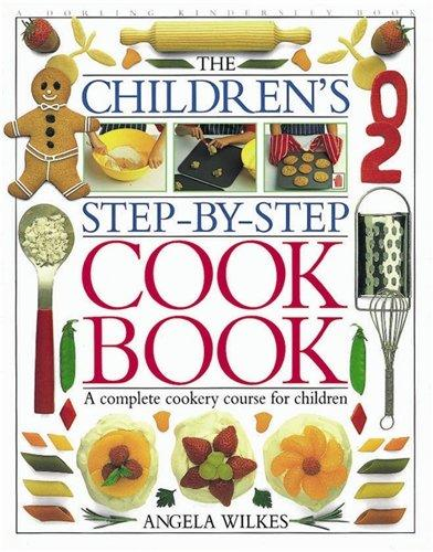 Children's Step-By-Step Cookbo