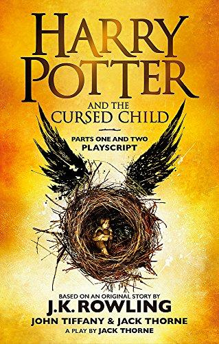 Harry Potter And Thee Cursed Child-1&2