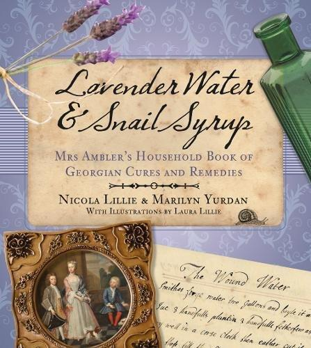 Lavende Water & Snail Syrup