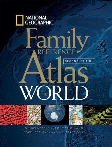 Geographic Family Reference Atlas Of The World