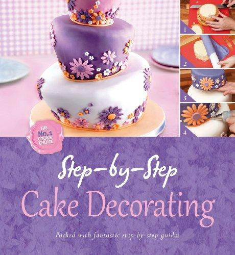 Step By Step Cake Decoration