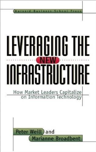 Leveraging the New Infrastruct