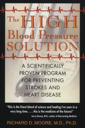 HIGH BLOOD PRESSURE SOLUTION