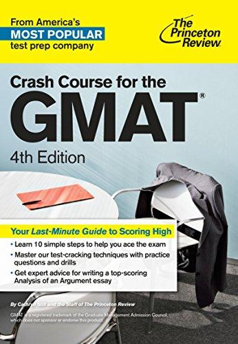 Crash Course for the GMAT, 4th