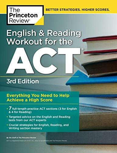 English and Reading Workout fo
