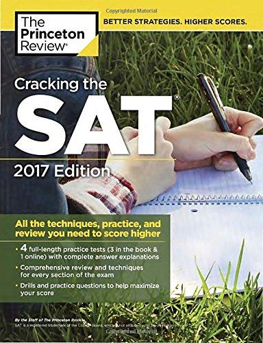 Cracking the SAT with 4 Practi
