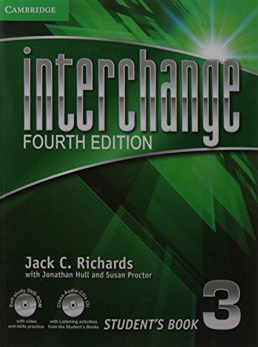Cambridge Interchange Lvl.3 Student Book