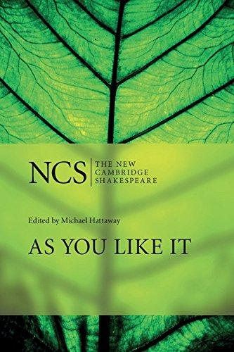 Ncs: As You Like It