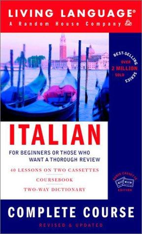 Living Language Italian Complete Course