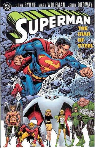 Superman: The Man of Steel VOL