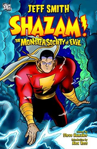 Shazam & the Monster Society o