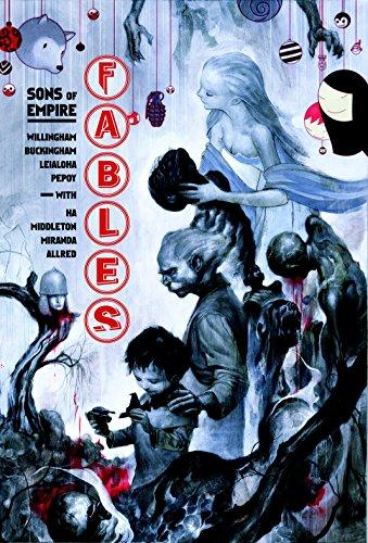 Fables: Sons of Empire - VOL 0