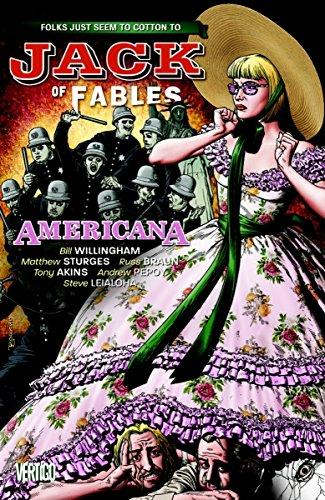 Jack of Fables Vol.4: American