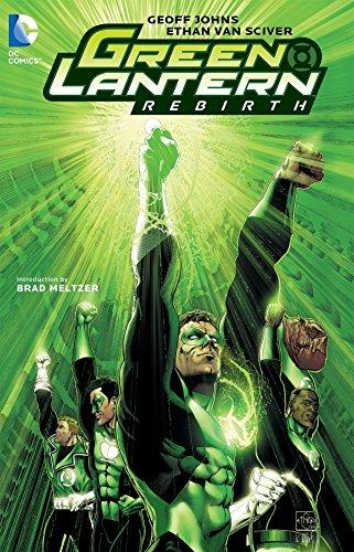 Green Lantern: Rebirth (New Ed