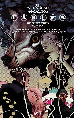Fables: The Deluxe Edition Boo