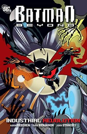 Batman Beyond: Industrial Revo