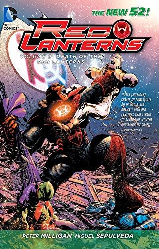 Red Lanterns Vol. 2: The Death