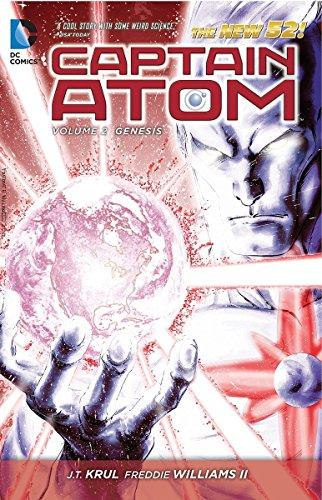 Captain Atom Vol. 2: Genesis (