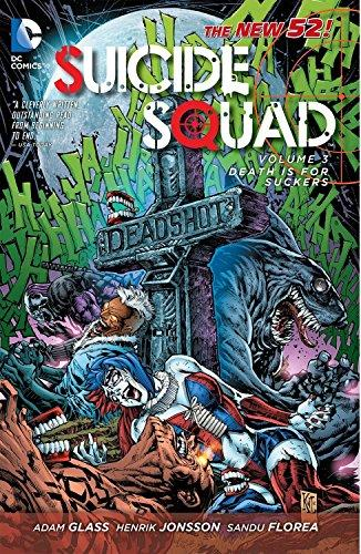 Suicide Squad Vol. 3: Death is