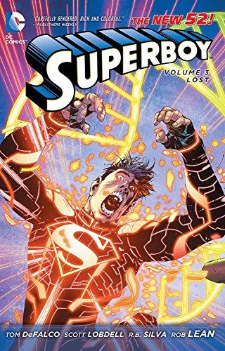 Superboy Vol. 3: Lost (The New