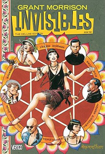 The Invisibles Book Two Deluxe