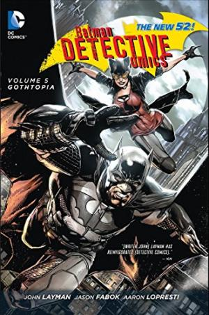 Batman: Detective Comics Vol.