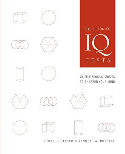 Book of IQ Tests, The : 25 Sel