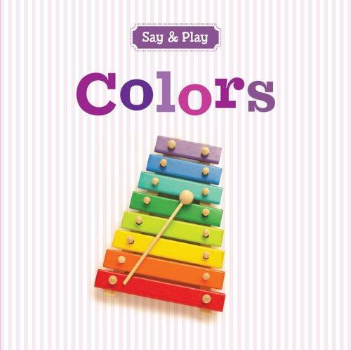 Say & play : Colors
