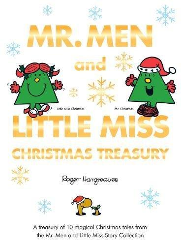 Mr Men Lit Miss Xmas Treasury