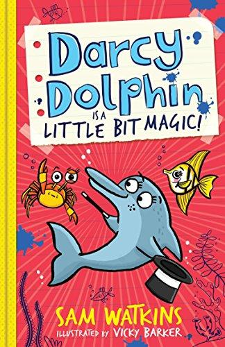 Darcy Dolphin is a Little Bit