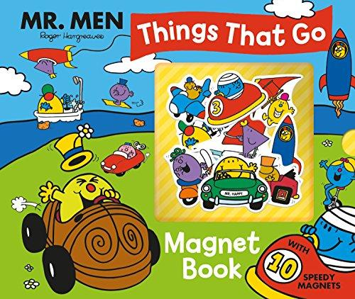 Mr. Men: Things That Go Magnet