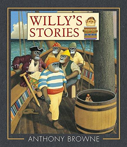 Willy's Stories : Signed