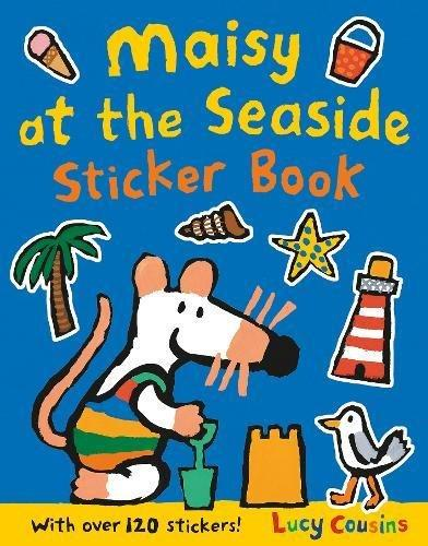 Maisy at the Seaside Sticker B