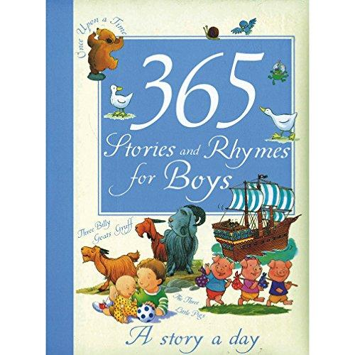 Stories And Rhymes For Boys
