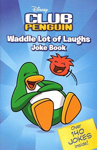 Waddle Lot of Laughs Joke Book
