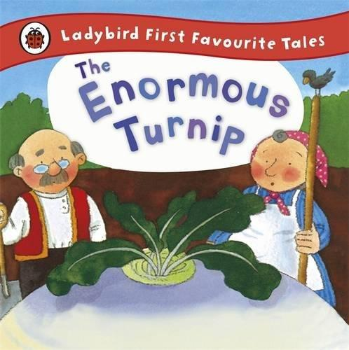 The Enormous Turnip: LB First