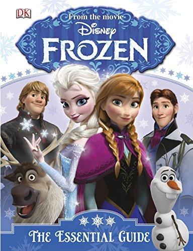 Disney Frozen the Essential Gu