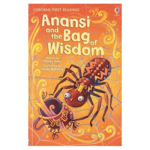 ANANSI AND THE BAG OF WISDOM�