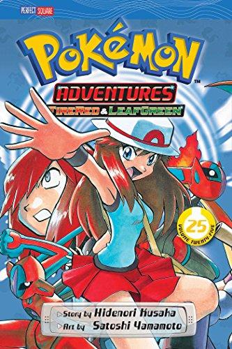 POKEMON ADVENTURES: FIRE RED & LEAF GREEN Vol. 25