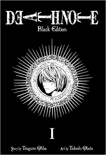 Death Note Black 01